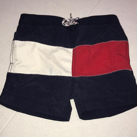 Tommy Hilfiger Other - Tommy Hilfiger 3T Swimwear Trunk Shorts Pocket